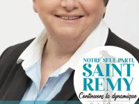 MUNICIPALES - Découvrez les colistiers de Florence Plissonnier à Saint Rémy
