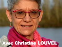 MUNICIPALES - la liste AVEC VOUS DEMAIN conduite par Christine LOUVEL a tenu sa première réunion publique