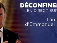 Le président de la République Emmanuel Macron s'exprimera à 13 heures ce mardi 5 mai