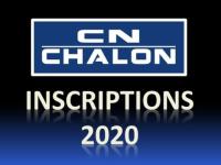 CERCLE NAUTIQUE CHALONNAIS - Réinscriptions -Inscriptions