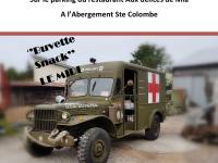 Une exposition de voitures anciennes annoncée à l'Abergement Sainte Colombe