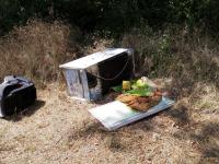 Au Bois de Marloux à Mellecey, la bêtise franchit encore un cran
