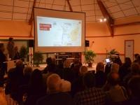 La réunion de concertation sur la future implantation du demi-échangeur autoroutier du nord de Chalon sur Saône dérape