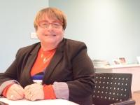 Florence Plissonnier s'étonne de l'abstention de Tristan Bathiard sur une délibération en conseil municipal
