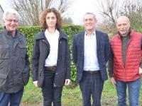 MUNICIPALES - Réunion publique annoncée à Fontaines pour Nelly Meunier - Chanut