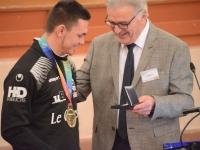 Deux San-Marciaux distingués de la médaille d'honneur communale