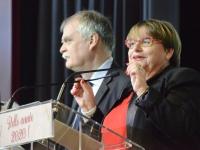 A Saint Rémy, le temps des remerciements pour Florence Plissonnier et son conseil municipal