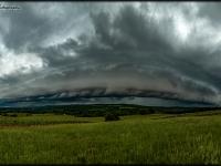 Avec sa photo de ciel d'orage, un Saône et Loirien a les honneurs du journal télévisé de France 2