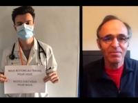 « Ils sauvent des vies »… Jean-Jacques Goldman rend hommage aux métiers mobilisés