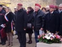 Hommage givrotin aux morts pour la France, pendant la guerre d'Algérie et les combats du Maroc et de la Tunisie