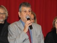 Les vœux et les adieux du maire François Bonnot à Verdun sur le Doubs