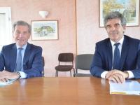 SENATORIALES - Eric Michoux, parrainé par le sénateur Jean-Paul Emorine, revendique la défense de la ruralité