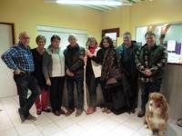 Une belle équipe de professionnels et de bénévoles vous attendent ce dimanche à Marnay !