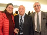 A 77 ans, René Guyennot tire sa révérence à la mairie de Champforgeuil