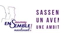 MUNICIPALES - Philippe Exertier et Sassenay Ensemble Maintenant présentent leurs ambitions