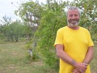 A Farges les Chalon, Tom la Pom'... un vrai amoureux des fruits