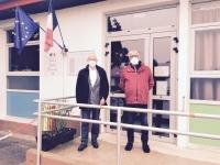 RENTREE SCOLAIRE - Tout est opérationnel pour ce jeudi à Fragnes-La Loyère