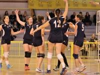 VOLLEYBALL N3F : VBCC 1 - SPL CONSTANTIA 3  : Les chalonnaises toujours en quête de victoire!