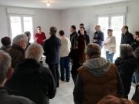 """À la rencontre des candidats avec la liste """"Saint-Loup Le Renouveau"""""""