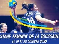 Buxy : Stage Handball Féminin 11 - 15 ans