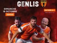 Fédérale 3 - poule 4 : RTC (Rugby Tango Chalonnais) – Genlis, les chalonnais resteront-ils invaincus