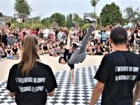 L'école  Impact School-Urban Dance offre une magistrale représentation lors de son spectacle de fin d'année