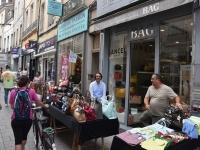 La braderie s'est installée dans les rues de Chalon-sur-Saône (1)