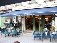 Ouverture de la brasserie 'La cathé By Mr Moustache' ce vendredi : Le succès était au rendez-vous