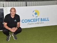 'Concept Ball' à Champforgeuil, bien plus qu'un simple complexe sportif de futsal