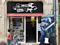 Démonstration et inauguration du nouveau rayon Warhammer par l'association « Warlords 71 » au magasin 'Game Ever'