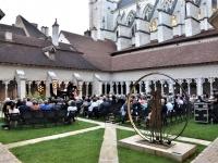 Saison du cloître : Les compositeurs de l'Est à l'honneur avec les solistes de l'Orchestre de Chambre de Lyon