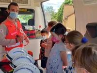 La Croix Rouge forme aux gestes qui sauvent les élèves des écoles dracysiennes