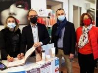 Elo'D  Coif , salon de coiffure givrotin, va bénéficier d'une aide du Grand Chalon pour rénover ses locaux