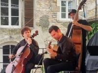 Musicaves: Un mix musique de chambre et jazz cet après-midi, avant la clôture de ce soir.