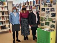 Il se passe toujours quelque chose à la bibliothèque de Givry!