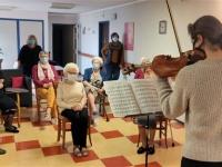 Côte chalonnaise: 5ème édition de «Hors saison musicale», avec la violoniste Elsa Grether