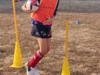 Reprise à l'école de rugby de Givry