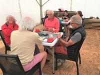 Neuf trous et vingt-deux donnes pour les participants au challenge de golf-bridge de Bourgogne-Franche-Comté