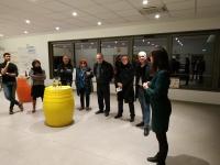 Jeune Chambre Economique de Chalon : Dégustation réussie à la Maison des Vins