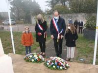 11 novembre 2020,  la Mémoire doit être préservée pour assurer la Liberté