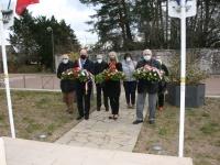 Châtenoy le Royal salue les victimes civiles et militaires de la Guerre d'Algérie