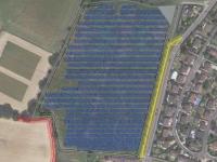 Une implantation photovoltaïque à l'étude sur Châtenoy-le-Royal