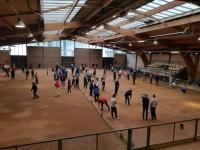 CRC : Détente bouliste et mise en place d'une école de rugby