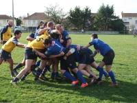 Rugby : le stade de Charréconduit en effervescence