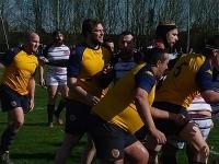Rugby : Une belle victoire pour l'Entente Chatenoy - Saint Firmin