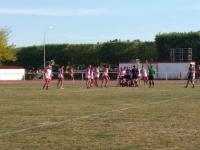 Rugby - Un bon match de préparation pour l'Entente Châtenoy - Saint Firmin