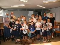 Le Tir Sportif récompense ses jeunes tireurs de l'Ecole de tir
