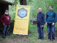 Sortie pédagogique sur les abeilles pour le CCAS de Châtenoy-le-Royal
