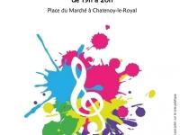 Châtenoy le Royalcontinue dans les aubades avec l'ensemble DO MI SOL samedi 26 juin place du marché.