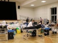 46 donneurs se sont mobilisés pour la Collecte de sang à Châtenoy-le-Royal